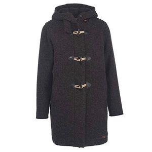 Woolrich century wool duffle coat- small